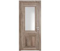 Дверная Линия ДО-ПГ 2 Классика Орех Седой светлый