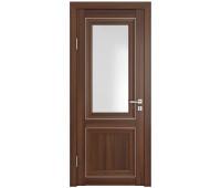 Дверная Линия ДО-ПГ 2 Классика Орех тисненый