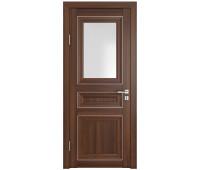 Дверная Линия ДО-ПГ 4 Классика Орех тисненый