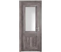 Дверная Линия ДО-ПГ 2 Классика Орех седой темный