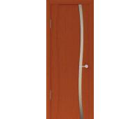 ОКЕАН - Буревестник-1 Белое стекло (красное дерево)
