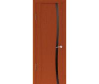 ОКЕАН - Буревестник-1 Черное стекло (красное дерево)