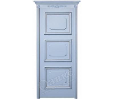 Пальмира эмаль голубая