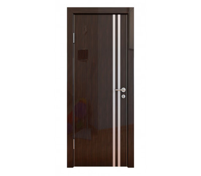 Дверная Линия ДГ-506 Венге глянец