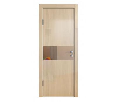 Дверная Линия ДО-501 Анегри светлый зеркало бронза