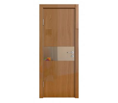 Дверная Линия ДО-501 Анегри тёмный зеркало бронза