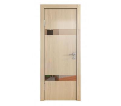 Дверная Линия ДО-502 Анегри светлый зеркало бронза