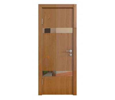 Дверная Линия ДО-502 Анегри тёмный зеркало бронза