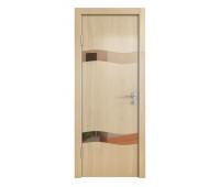 Дверная Линия ДО-503 Анегри светлый зеркало бронза