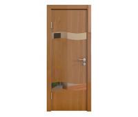 Дверная Линия ДО-503 Анегри темный зеркало бронза