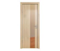 Дверная Линия ДО-504 Анегри светлый зеркало бронза