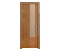 Дверная Линия ДО-504 Анегри тёмный зеркало бронза