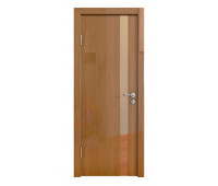 Дверная Линия ДО-507 Анегри тёмный зеркало бронза