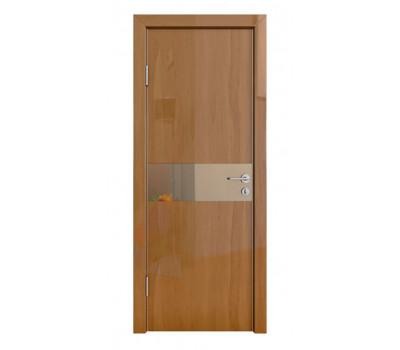 Дверная Линия ДО-509 Анегри тёмный зеркало бронза