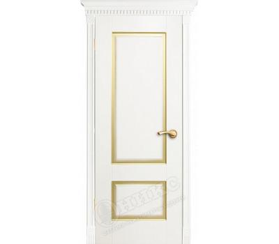 Марсель фрезерованное эмаль белая патина золото