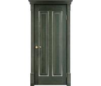 ОЛ 102 Зеленый патина серебро микрано